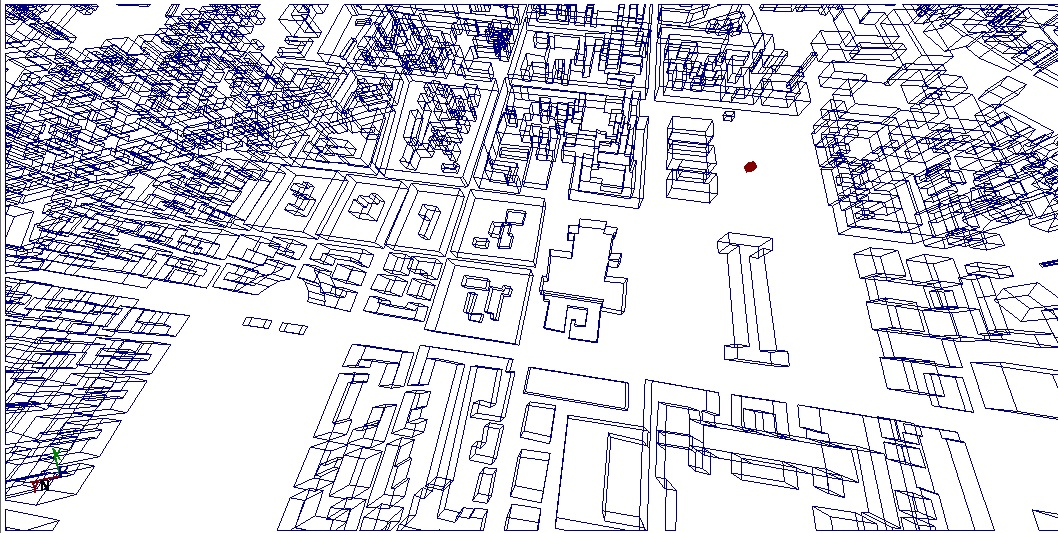 COST 231 Munich Digital Map and Measurements   Radiowave